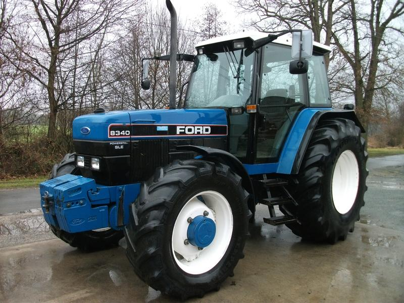 Ford 8340A