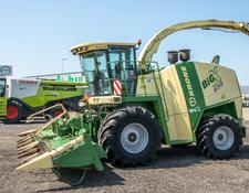 Krone Big X 650 4WD (1520/2687 BStunden)
