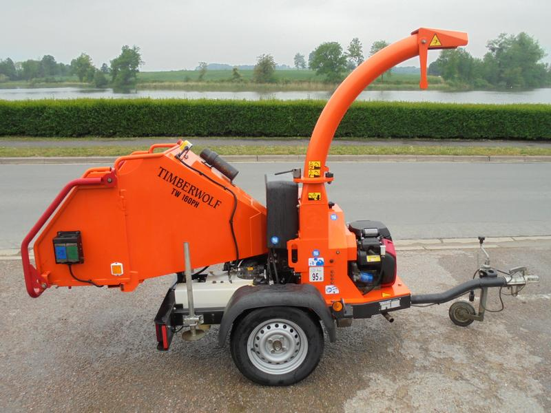 TIMBERWOLF TW 160 PH