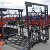Metal-Technik Wiesenegge 6m /Meadow drag harrow /Regenerador de praderas/ Волокуша 6 м