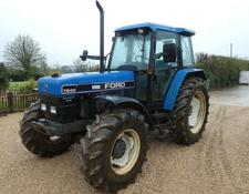 Ford 7840 SLE 4WD TRACTOR