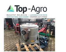 TOP-AGRO Elektrodämpfer 63L-100L-160L