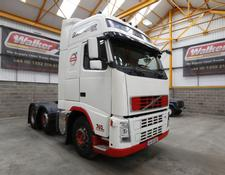 Volvo FH GLOBETROTTER XL 6 X 2 TRACTOR UNIT - 2008 - 08-CW-5387