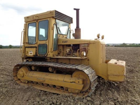 Caterpillar Used Cat D5B Special Application