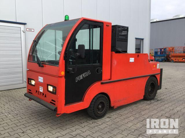 Pefra Electric Tow Tractor