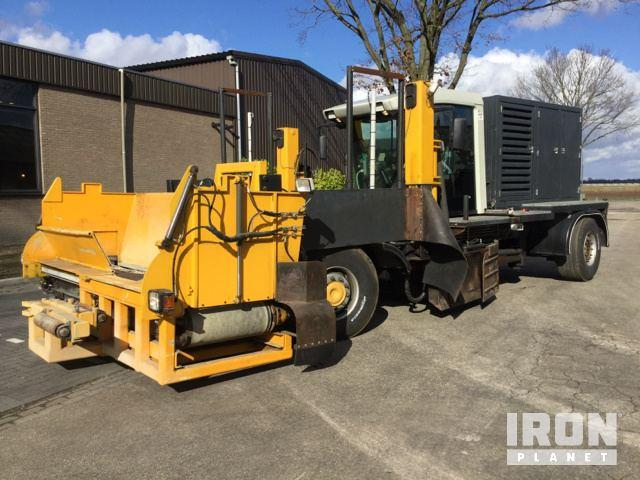 PTS Machinery BV Roadwidener WB2008