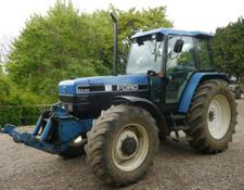 Ford 8340 4wd Tractor
