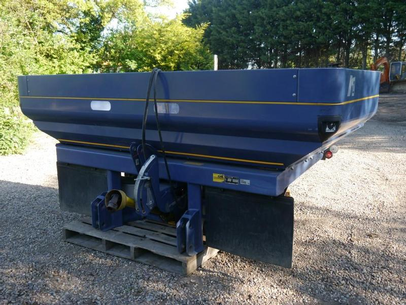 KRM Bogballe M2 Fertiliser Spreader