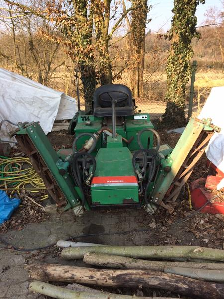 Ransomes Motor 213