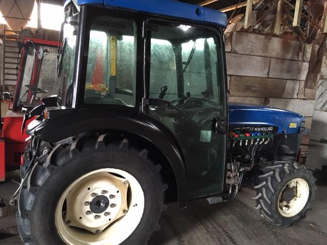 New Holland TN65