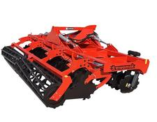 AWEMAK HYDRAULIC FOLDING STUBBLE DISC HARROW  ARES  BTHX 45! High quality!