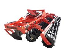 AWEMAK HYDRAULIC FOLDING STUBBLE DISC HARROW  ARES  BTHX 50! High quality! OFAS discs, NSK hubs