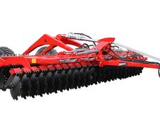 AWEMAK HYDRAULIC FOLDING STUBBLE DISC HARROW  ARES  BTHX 50! High quality! OFAS discs, NSK hubs, transport kit