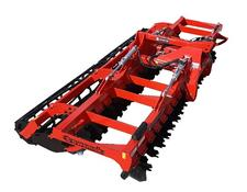 AWEMAK HYDRAULIC FOLDING STUBBLE DISC HARROW  ARES  BTHX 40! High quality! Discs OFAS, NSK hubs, transport kit