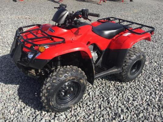 Honda 250cc Fourtrax ES