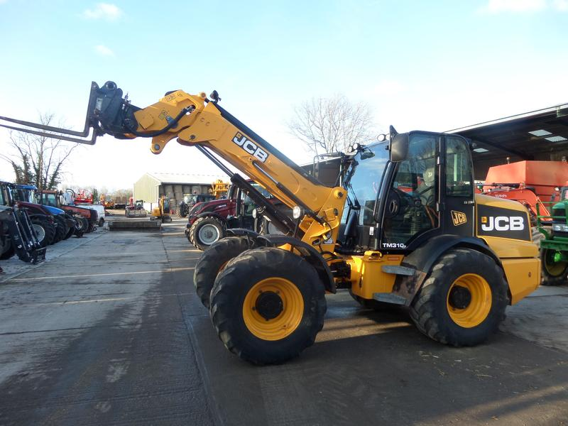 JCB TM310S AGRI LOADALL