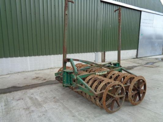 Other Used Flexi-Coil 2.45M Furrow Press