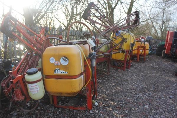 Other SELECTION OF CROP SPRAYERS