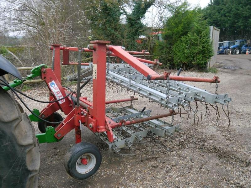 Faza Grass Harrows
