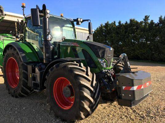 Fendt 722 VARIO PROFI PLUS S4