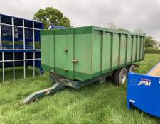 10 Tonne Grain Trailer