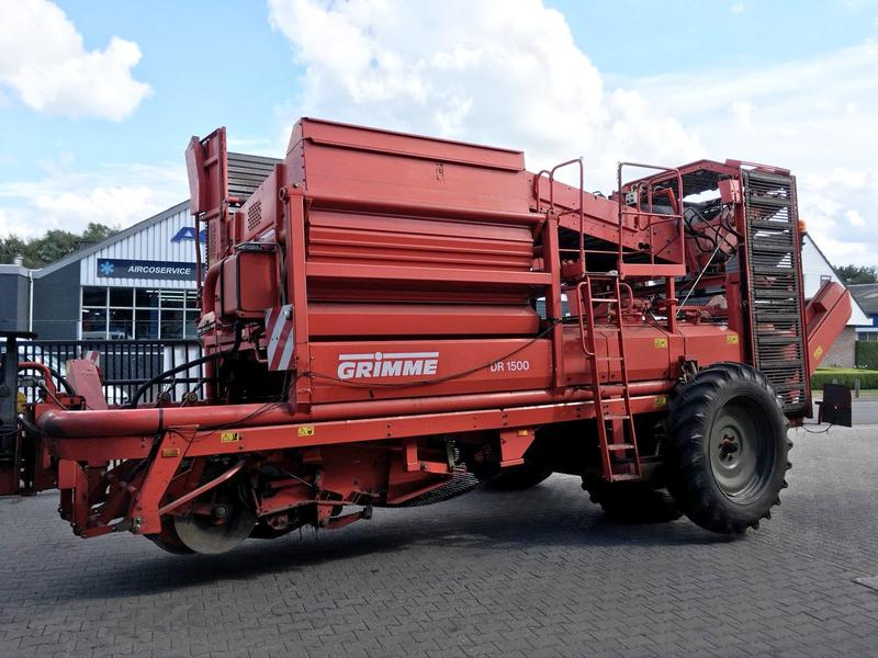 Grimme DR1500 aardappelrooier