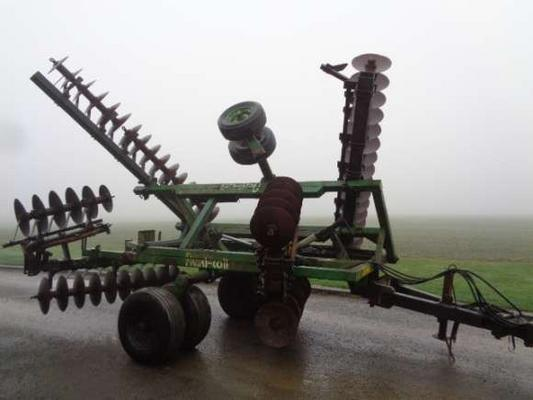 Other Used Flexi-coil 6.5M Folding Disc`s