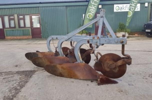 Other FERGUSON 3 FURROW PLOUGH