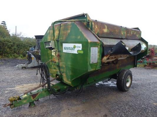 Keenan  170 FEEDER WAGON