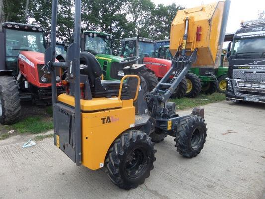 Other TEREX TA1 EH 1 TONNE HIGH TIP DUMPER