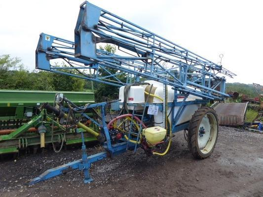 Evrard  24 METRE SPRAYER