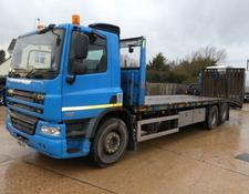 Daf 75 310 BEAVERTAIL LORRY