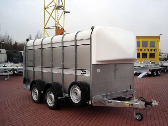 Ifor Williams Iforwilliams Viehtransporter 178x366x183cm 3,5t