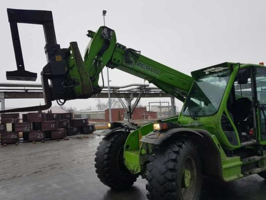Merlo Panoramic P75.9CS MCDC