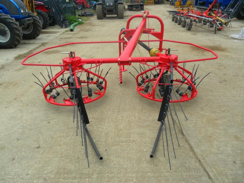 Fleming 3M HAY MAKER/HAY BOB
