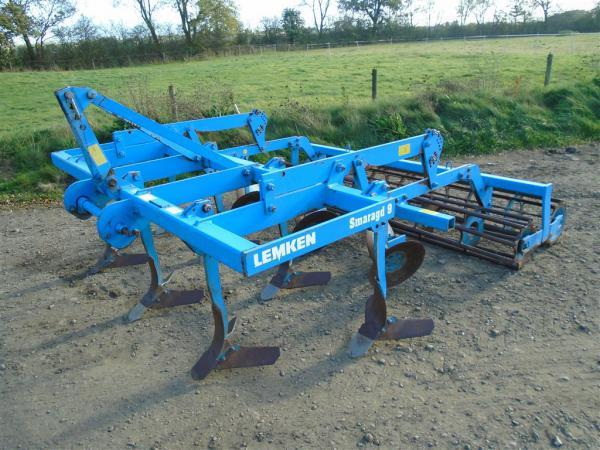 Lemken Smaragd 9 For Sale