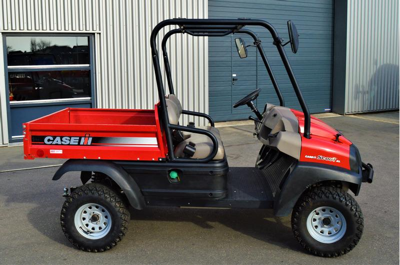 Case IH Scout XL