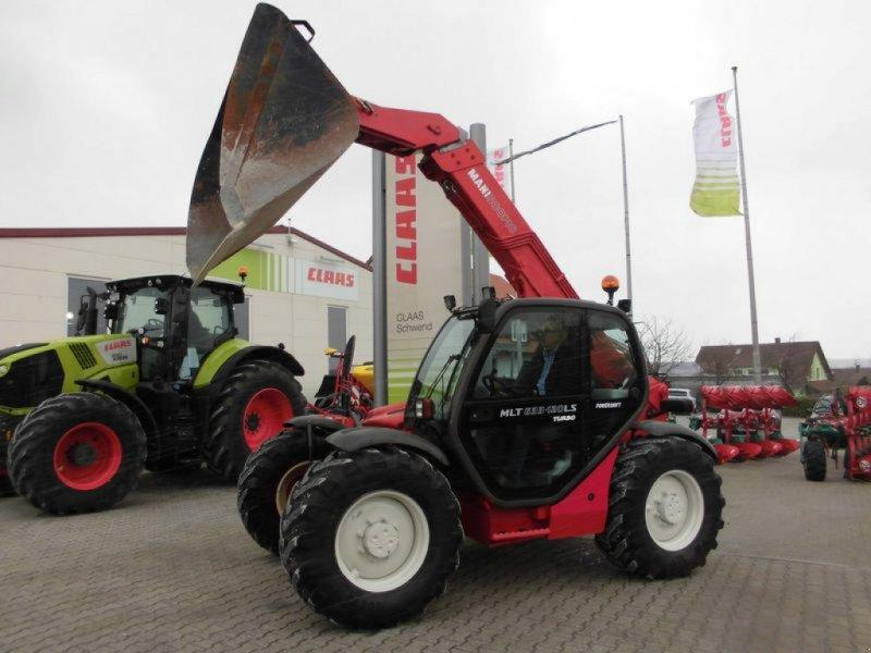 Manitou MLT 633-120