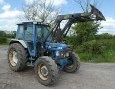 Ford 5610 4WD LOADER TRACTOR