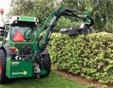 Spearhead Twiga Compakt Greentec Spearhad Mulcher