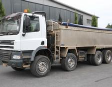 Daf BACKSIDE TIPPER DAF CF 85.360 KIPPER WITH SCALE!
