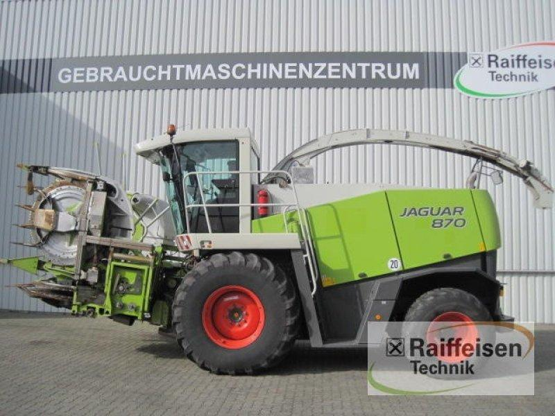 Claas Jaguar 870 Profi-Star